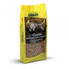 Classic Working Dog Complete Chicken, Rice & Veg 15kg Vat Free