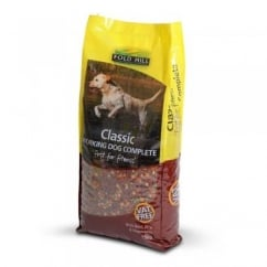 Classic Working Dog Roast Beef, Rice & Veg 15kg Vat Free