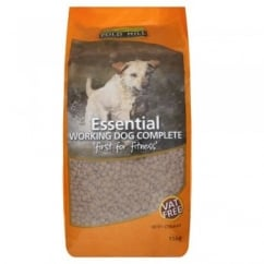 Essential Working Dog Complete Chicken 15kg Vat Free