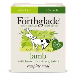 Complete Adult Meal Lamb with Brown Rice & Vegetables 395g