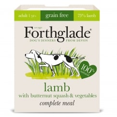 Complete Meal Grain Free Adult Lamb with Butternut Squash & Vegetables 395g