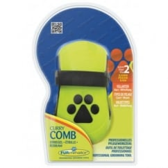 Curry Comb for Dogs