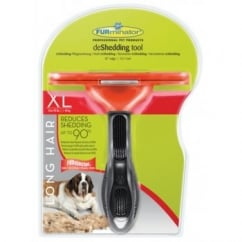 deShedding Tool Long Hair for Giant Dogs