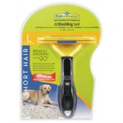 deShedding Tool Short Hair for Large Dogs