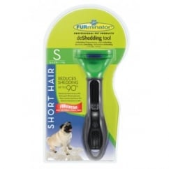 deShedding Tool Short Hair for Small Dogs