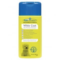 Furminator White Coat Ultra Premium Shampoo 250ml