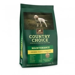 Country Choice Maintenance Puppy Chicken & Rice 2kg