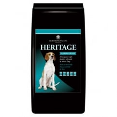 Gilbertson & Page Heritage Senior/Light Dog Food Fish & Rice 2kg