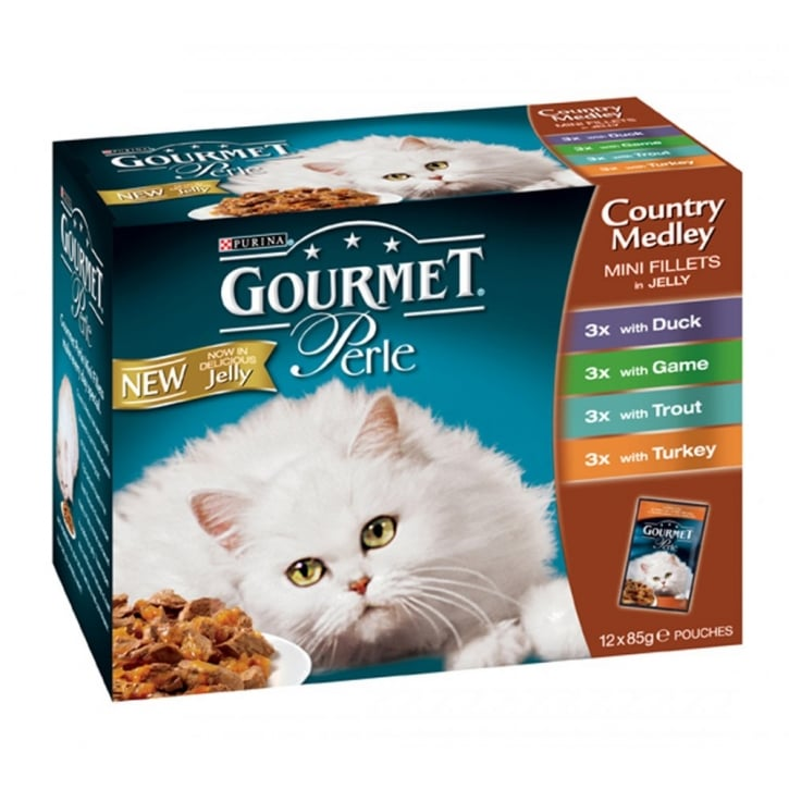 Gourmet Perle Pouch Country Medley in Jelly