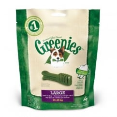 Dental Dog Treat Large 170g Pack 4