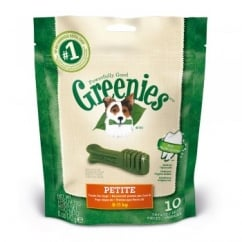 Dental Dog Treat Petite 170g Pack 10