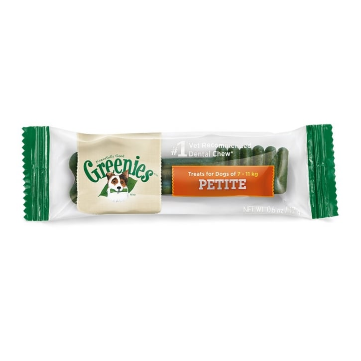 Greenies Dental Dog Treat Petite 17g