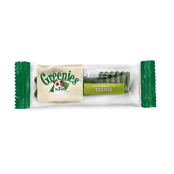 Greenies Dental Dog Treat Teenie 8g