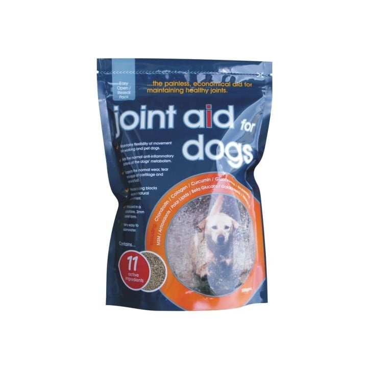 Gwf Nutrition Gro-wellfeeds Joint Aid For Dogs - 500gm
