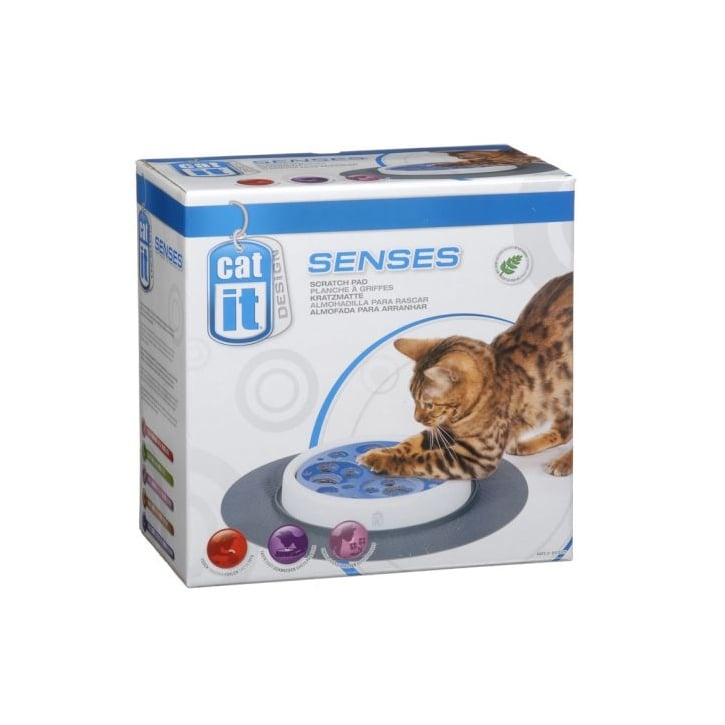 Hagen Catit Senses Scratch Pad With Catnip