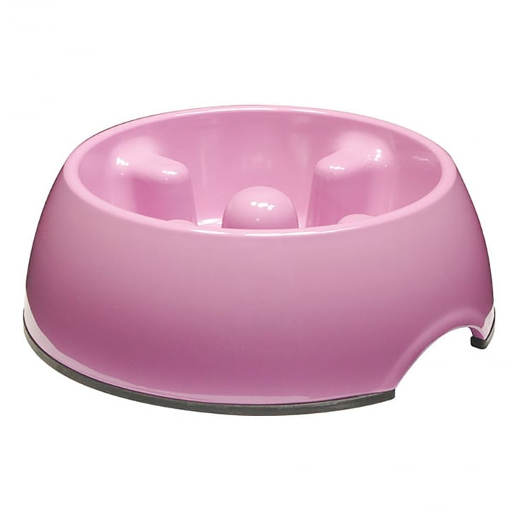 Hagen Dogit Anti-gulping Bowl Pink Small 300ml