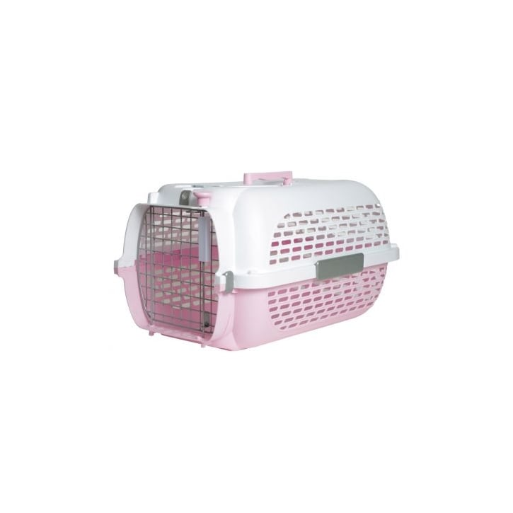 Hagen Dogit/catit Voyageur 100 Pet Carrier Small Pink & White