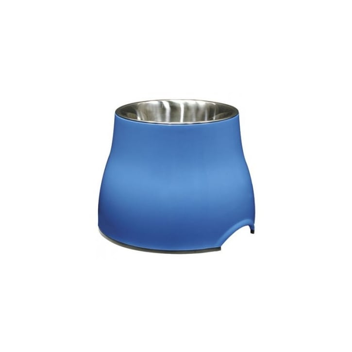 Hagen Dogit Elevated Dish Large Blue 900ml