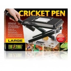 Exo Terra Cricket Pen Large 30x20.5x19.5cm