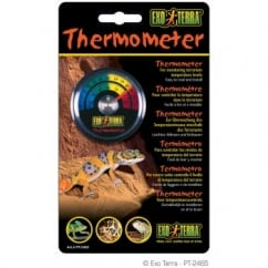 Hagen Exo-Terra Dial Thermometer For Reptile Habitats