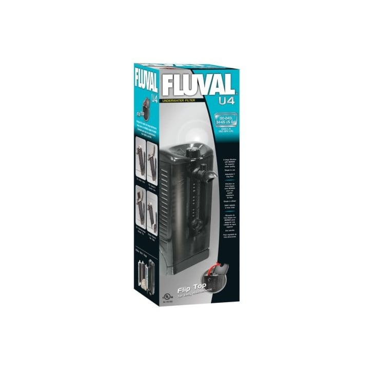 Hagen Fluval U4 Plus Underwater Filter 130 - 240 Litre