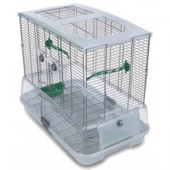 Vision 2 Medium Bird Cage For Budgies, Canaries Etc
