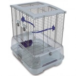 Vision 2 Small Bird Cage For Budgies, Canaries Etc
