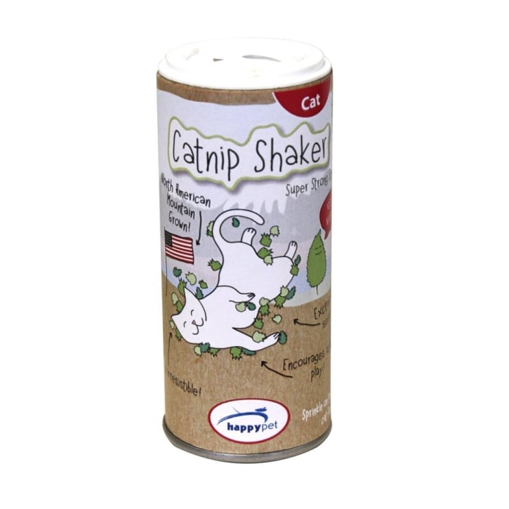 Happy Pet Catnip Shaker 14g