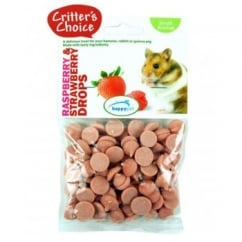 Choice Small Animal Raspberry & Strawberry Drops 75g