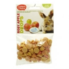 Critter's Choice Small Animal Rosy Apple Drops 75g