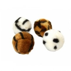 Fuzzeez Ball Cat Toy