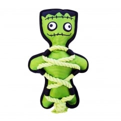 Halloween Creepy Cross Ropes Monster Dog Toy