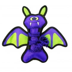 Halloween Creepy Cross Ropes Vampire Bat Dog Toy