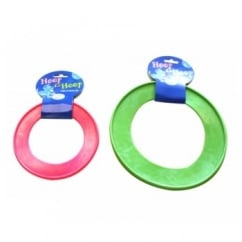 Hoop La Hoop Vinyl Ring Dog Toy Large