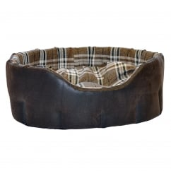Kudos Bosco Supersoft Oval Dog Bed 28