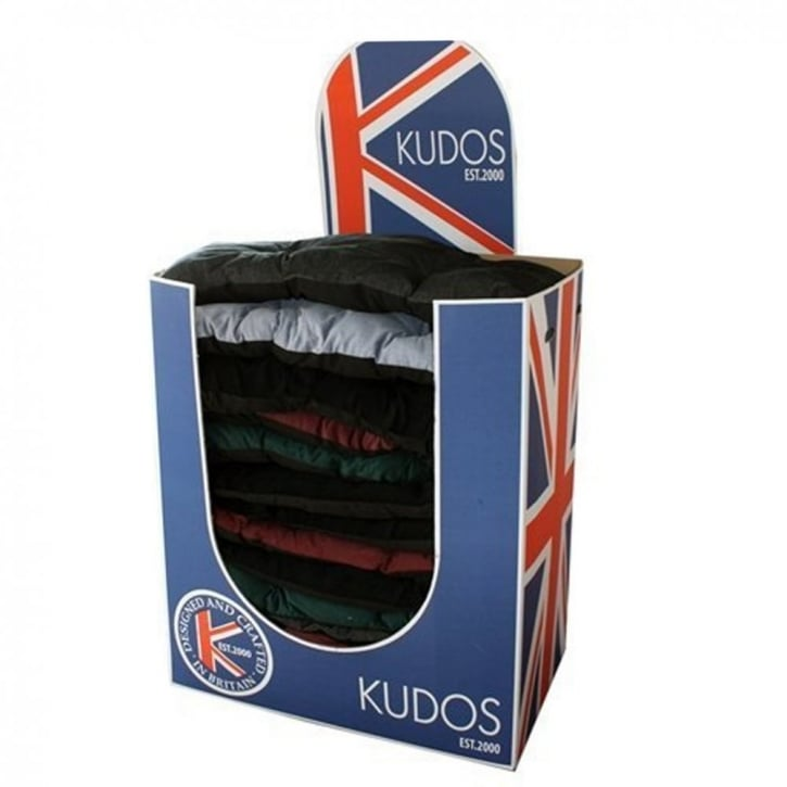Happy Pet Kudos Cord Dog Mattress 39