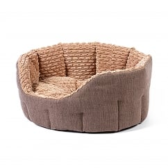Kudos Della Supersoft Oval Dog Bed 28