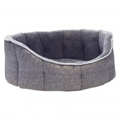 Kudos Vita Luxury Oval Dog Bed 34