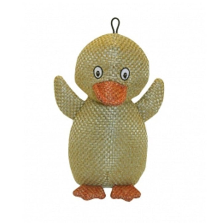 Happy Pet Squeaky Weaver Duck Dog Toy