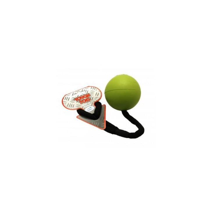 Happy Pet Tough Toys Rope Ball Floater Dog Toy - 3.25