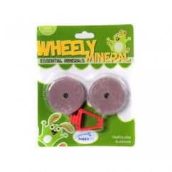 Happy Pet Wheely Mineral Essentials for Small Animals