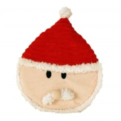 Whoopee Santa Giant Squeaker Dog Toy