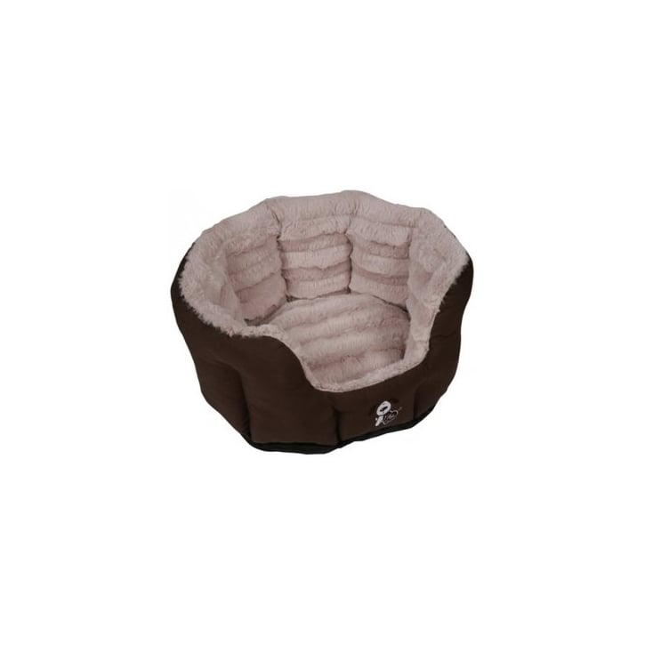 Happy Pet Yap Fabriano Oval Dog Bed 18