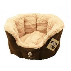 Yap Montieri Oval Dog Bed 26