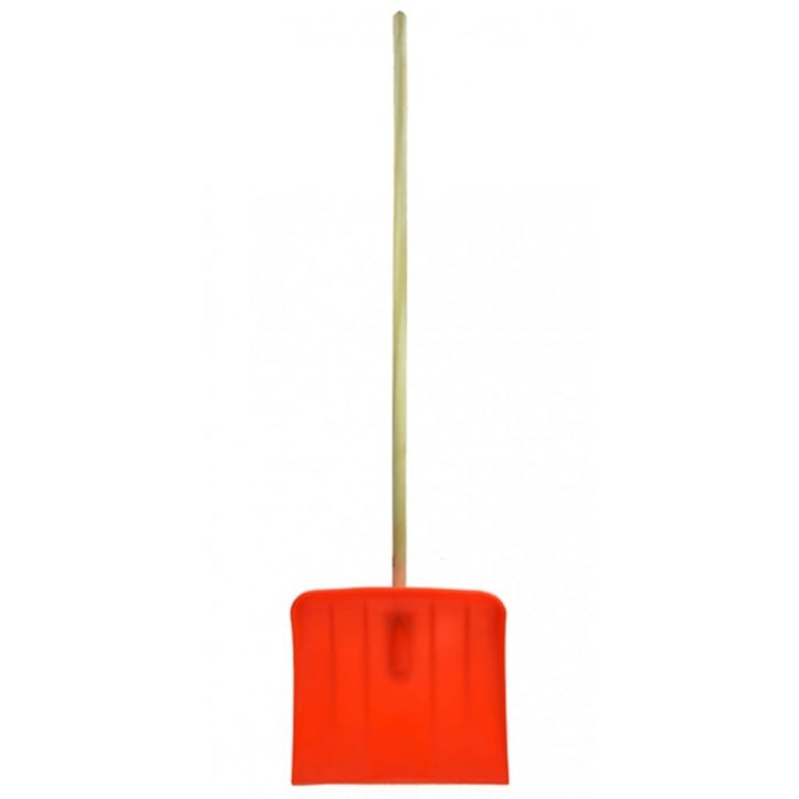 Harold Moore Snow Scoop Shifter Shovel Orange