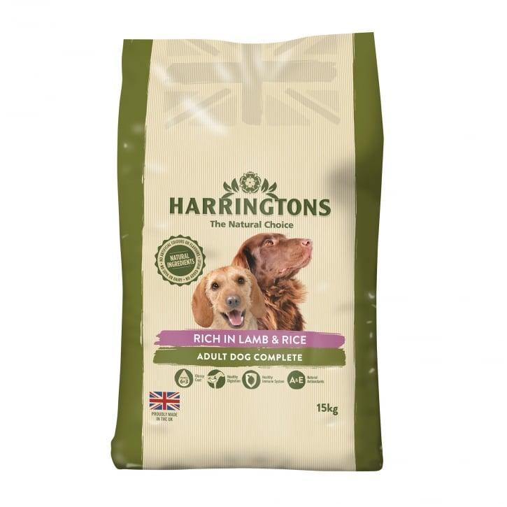 Harringtons Dog Food Blog