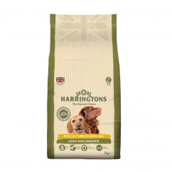 Complete Adult Dog Food Turkey & Veg 2kg