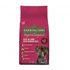 Hypoallergenic Adult Dog Food Lamb With Brown Rice 2kg
