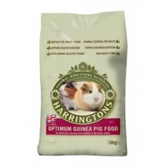 Harringtons Optimum Complete Guinea Pig Food 10kg