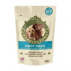 Harringtons Puppy & Junior Dog Treats 160g